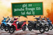 Giá xe FreeGo 2019 mới nhất hôm nay tháng 4/2019 tại đại lý Yamaha