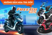 Mua xe Yamaha FreeGo trả góp năm 2019 với mức lãi suất thấp nhất