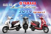 Giá xe Latte 2019 mới nhất hôm nay tháng 5/2019 tại đại lý Việt Nam