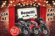 Giá xe Benelli VZ125i mới nhất hôm nay tháng 11/2019 tại đại lý Việt Nam