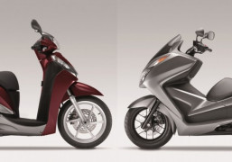 So sánh SH300i vs Honda Forza 300