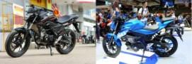 So sánh Honda CB150R với Suzuki GSX-S150