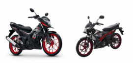 So sánh Suzuki Raider 150 vs Honda Sonic 150