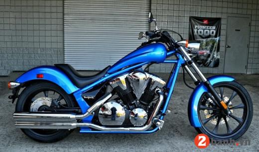 HONDA FURY 1300