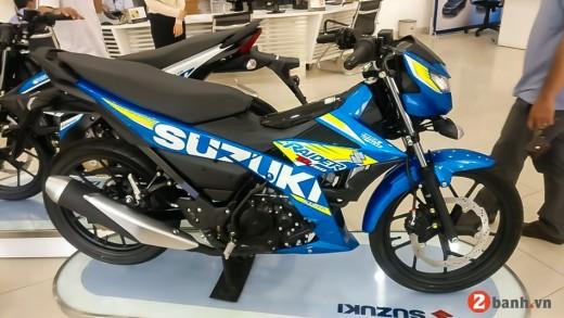 Xe Raider 2017 >> Gia Xe Raider 150 Fi Xe Suzuki Raider 2019 Mới Nhất Hom Nay
