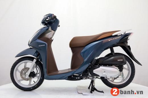 Gia Xe Vision 2020 Xe Tay Ga Honda Vision Mới Nhất Hom Nay 2020