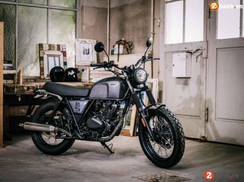 BRIXTON BX 150