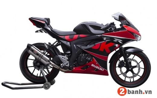 GSX R150