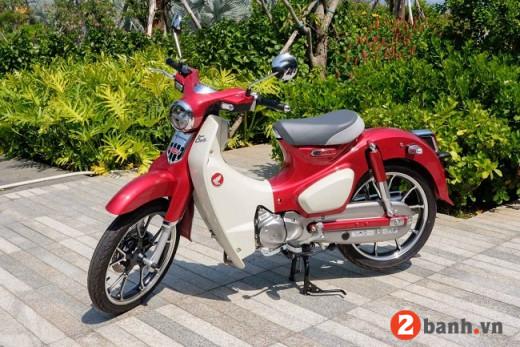 SUPER CUB C125 2020