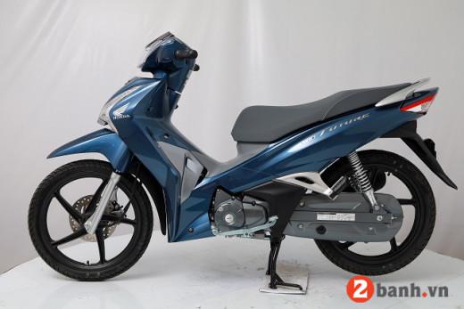 Gia Xe Future 2020 Xe May Honda Future Fi Mới Nhất 2020