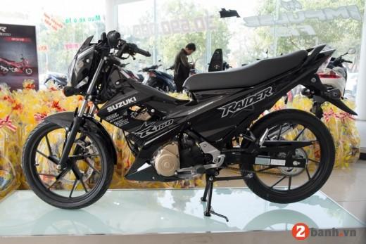 RAIDER 150 2015