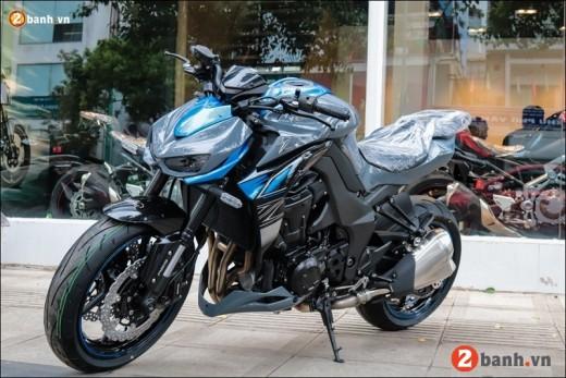 Giá xe Z1000 2018 | Xe Mô tô Kawasaki Z1000 mới nhất 2018