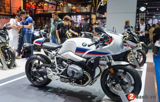 BMW R NINE T RACER 2017