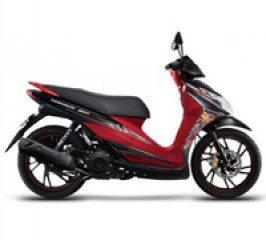 HAYATE 125 SS FI SPECIAL