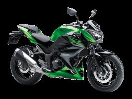 Kawasaki Z300 ABS 2017
