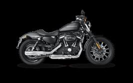 Harley Davidson XL 1200X Fotry - Eight