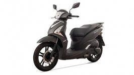 SYM Fancy 125