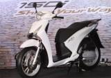 Cảm nhận Honda SH 2012