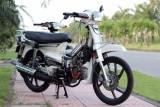 Honda Dream độ phá cách của chàng trai Việt