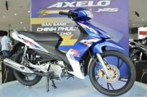 Đánh giá Suzuki Axelo