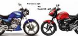 So sáng Suzuki GS 150R và Suzuki EN 150A