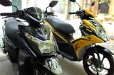 So sánh Suzuki Hayate vs Yamaha Nouvo SX