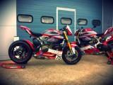 Ducati 1199 naked racing - nửa kín nửa hở quyến rũ vô vàn