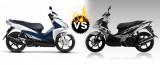 So sánh Suzuki Impulse và Yamaha Nouvo SX
