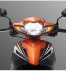 Honda Blade 110 - Mẫu xe thanh thoát và sắc nét