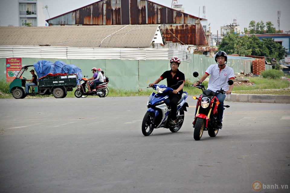 So sánh honda msx 125 vs exciter 135 - 5