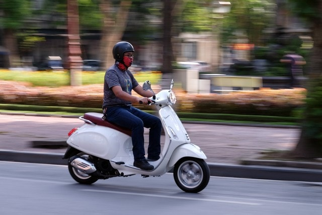 So sánh vespa primavera vs sh mode - 4
