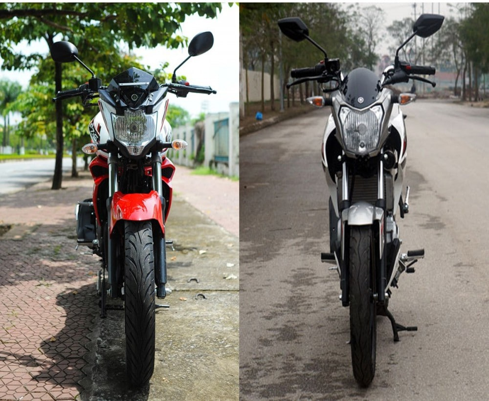 So sánh fz150i vs yamaha fz-s - 3