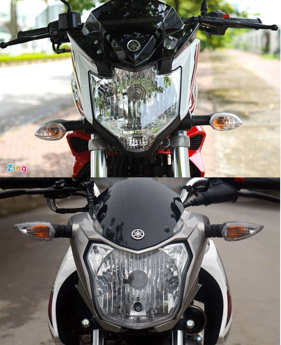 So sánh fz150i vs yamaha fz-s - 5