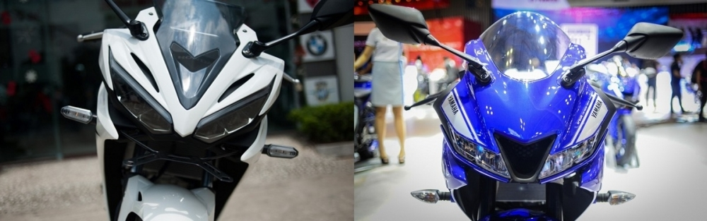 So sánh yamaha r15 2018 vs honda cbr 150 2018 - 7