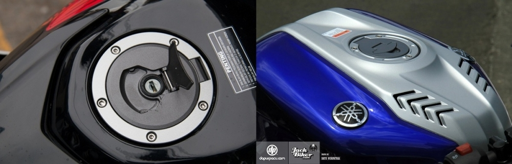 So sánh yamaha r15 2018 vs honda cbr 150 2018 - 8