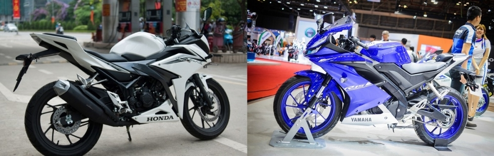 So sánh yamaha r15 2018 vs honda cbr 150 2018 - 4
