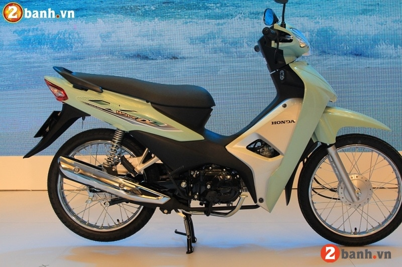 So sánh honda wave alpha 2018 vs yamaha sirius 2018 - 2