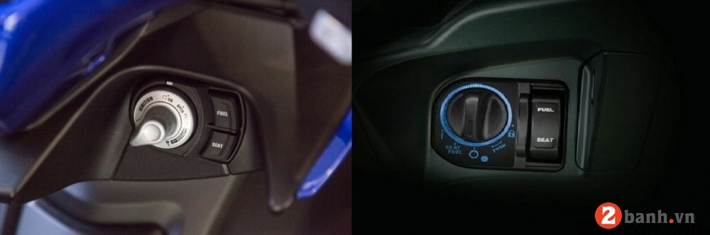 So sánh nvx 155 và pcx 150 nên mua xe tay ga nào - 8