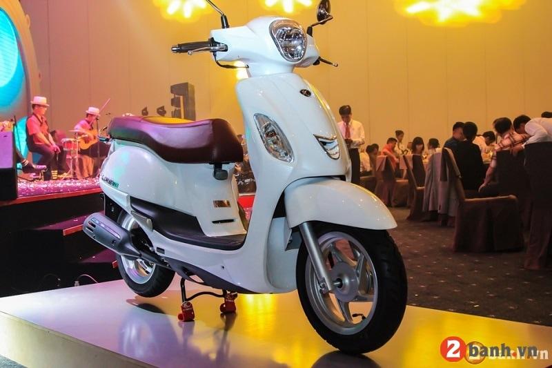 Top 5 xe ga 50cc giá rẻ dành cho học sinh không cần bằng lái tại việt nam - 2