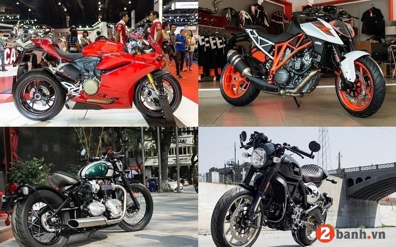 Top 6 xe mô tô đáng mua nhất năm 2017 - 1
