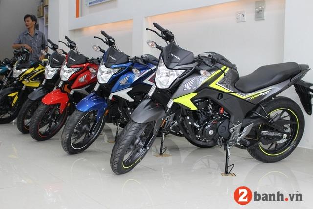 Top 5 mô tô có giá dưới 70 triệu đáng mua nhất 2019 hiện nay - 2