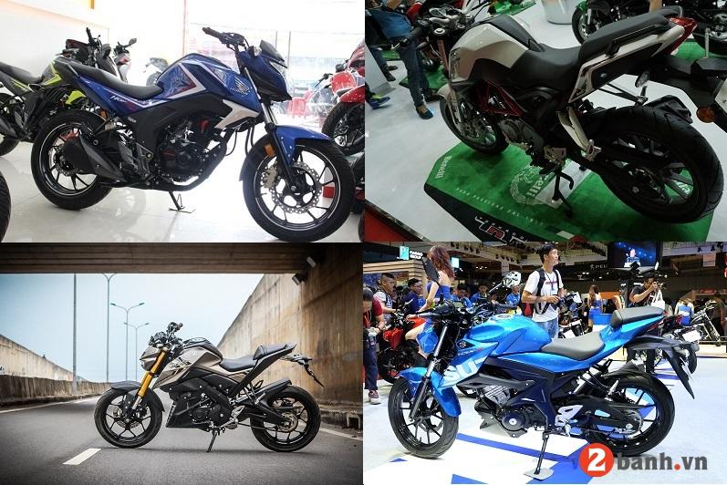 Top 5 mô tô có giá dưới 70 triệu đáng mua nhất 2019 hiện nay - 1