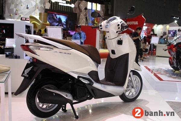 Những mẫu xe tay ga hãng honda mới nhất hiện nay 2018 - 2