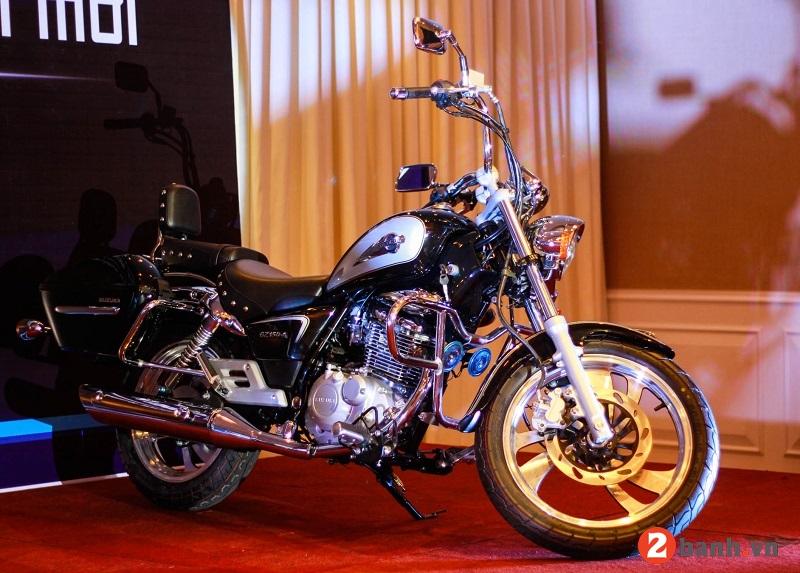 Những mẫu mô tô giá rẻ dưới 50 triệu nên mua năm 2018 - 2