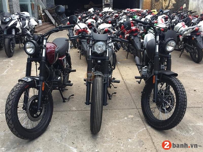 Những mẫu moto giá dưới 60 triệu khiến giới trẻ khao khát hiện nay - 6