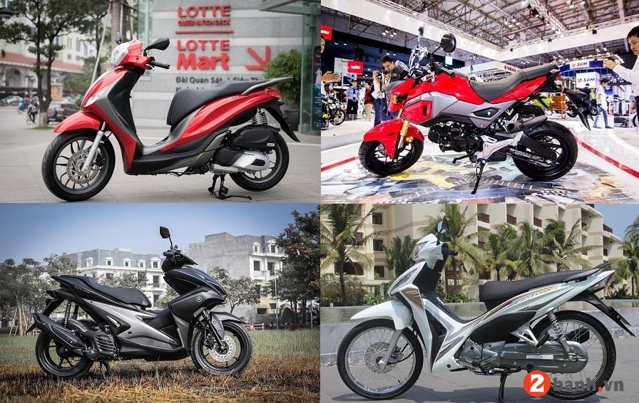 Tiết lộ 5 mẫu xe máy yamaha honda âm thầm bị khai tử - 1