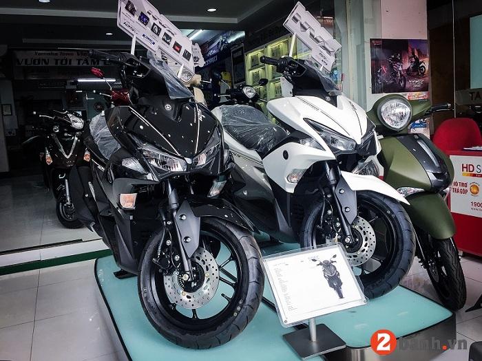 Tiết lộ 5 mẫu xe máy yamaha honda âm thầm bị khai tử - 3