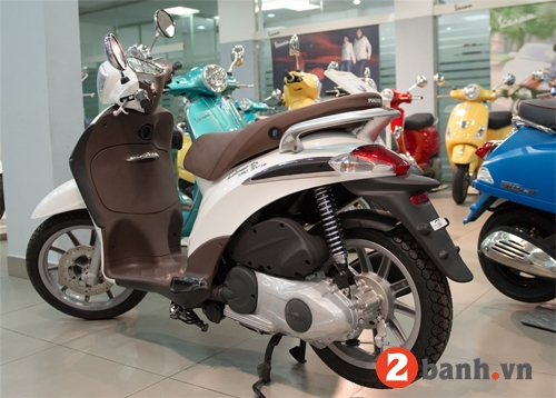 So sánh sh mode vs piaggio liberty 2014 - 3