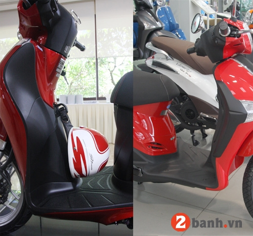 So sánh sh mode vs piaggio liberty 2014 - 10