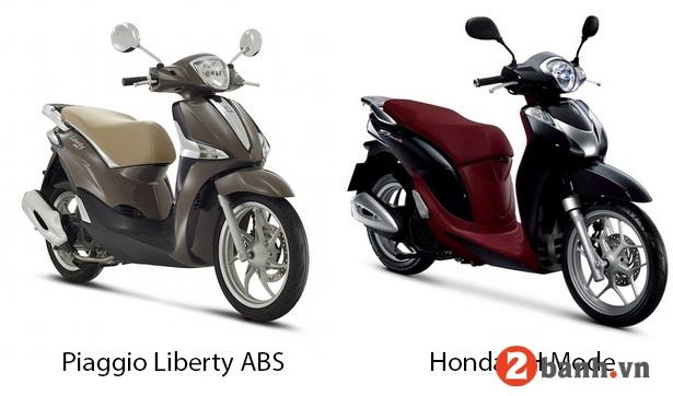 So sánh liberty abs vs sh mode nên chọn xe tay ga nào tốt nhất - 2